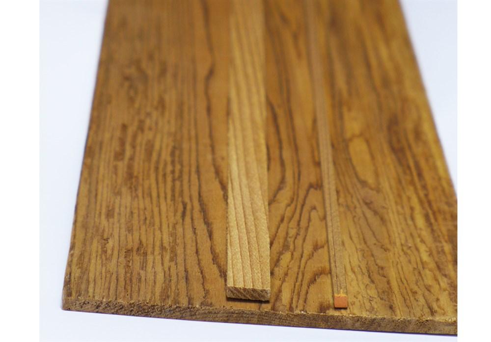 planches en red cedar bois pour le mod lisme. Black Bedroom Furniture Sets. Home Design Ideas