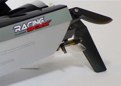 Flaps pour Racing boat