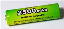 Batteries Type LR